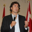 Justin Trudeau, MP for the Montreal riding of Papineau.
