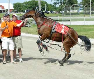 File photo courtesy of Clinton Raceway.